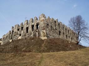 Rabsztyn - zamek
