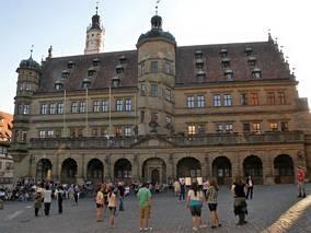 Rothenburg - ratusz