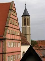 Widok z murów