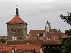 Dachy Rothenburga