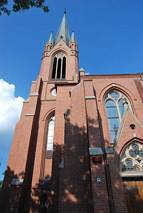 Kościół w Katowicach-Bogucicach
