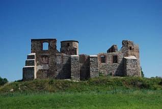 Ruiny zamku Siewierz