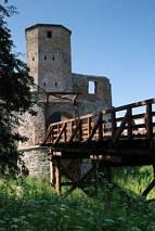 Wieża zamku Siewierz
