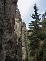 Skalne ściany