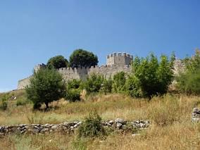 Zamek w Platamonas