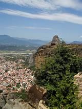 Meteora - skały i klasztory
