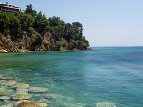 Skiatos, Grecja