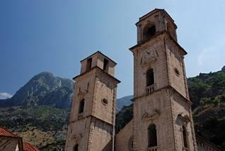 Kotor - kościół