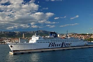 Split - prom Blue Line