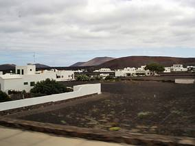 Zabudowania Lanzarote