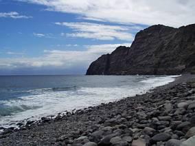 Kamieniste plaże Gomery