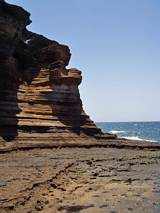 Las Galletas - wybrzeże