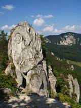 Atrakcje Słowacji - Sulovske Skaly