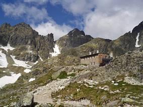 Chata Teryho, Dol. Pięciu Stawów Spiskich