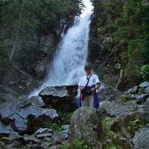 Rohacki wodospad