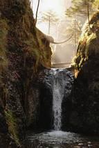 Diery - wodospad