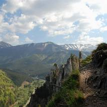 Dolina Vratna i Velki Kryvan