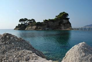 Wysepka Agios Sostis