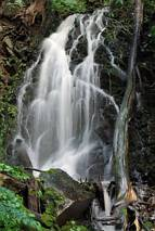Wodospad na potoku BronmeA