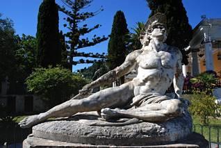 Inna rzeźba Achillesa