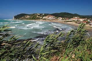 Plaża Agios Stefanos
