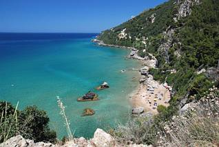 Plaża Glifada