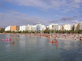 Plaża El Arenal