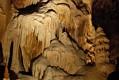 Kaskady, polewy i stalagmity